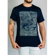 Camiseta Black Bird Azul O