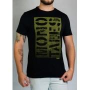 Camiseta Mono Tales Preta O