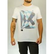 Camiseta Trademark Branca O