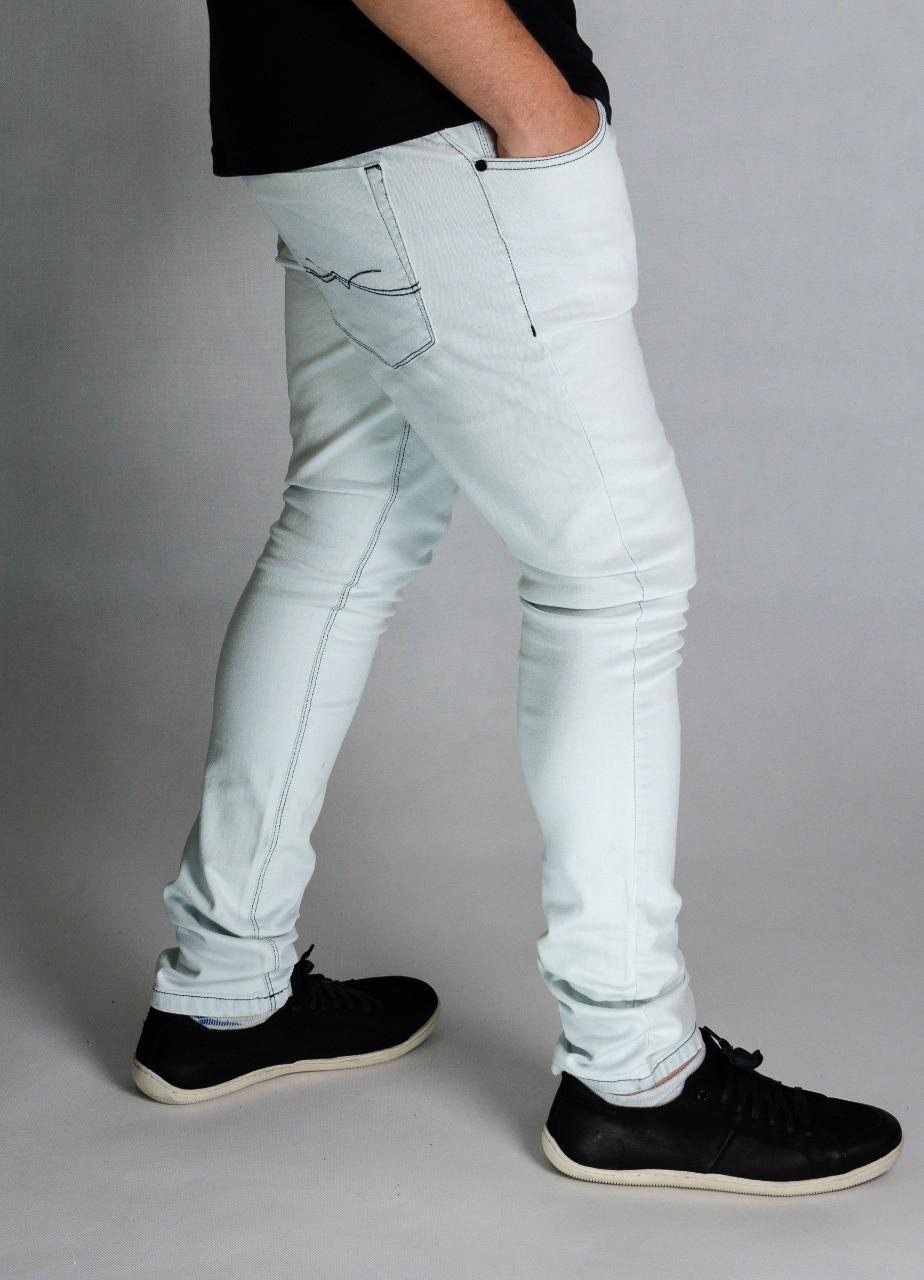 Calça Jeans Strech Clara O'Born