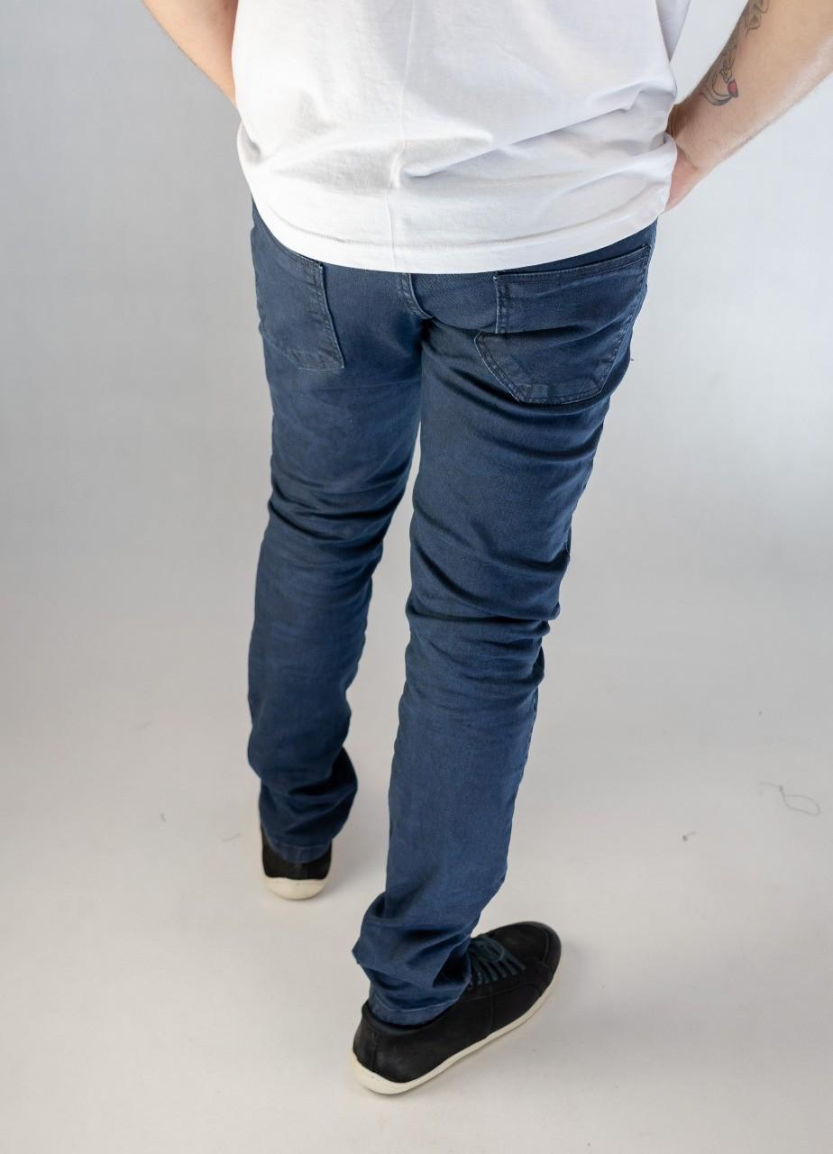 Calça Jeans Strecht Azul O'Born