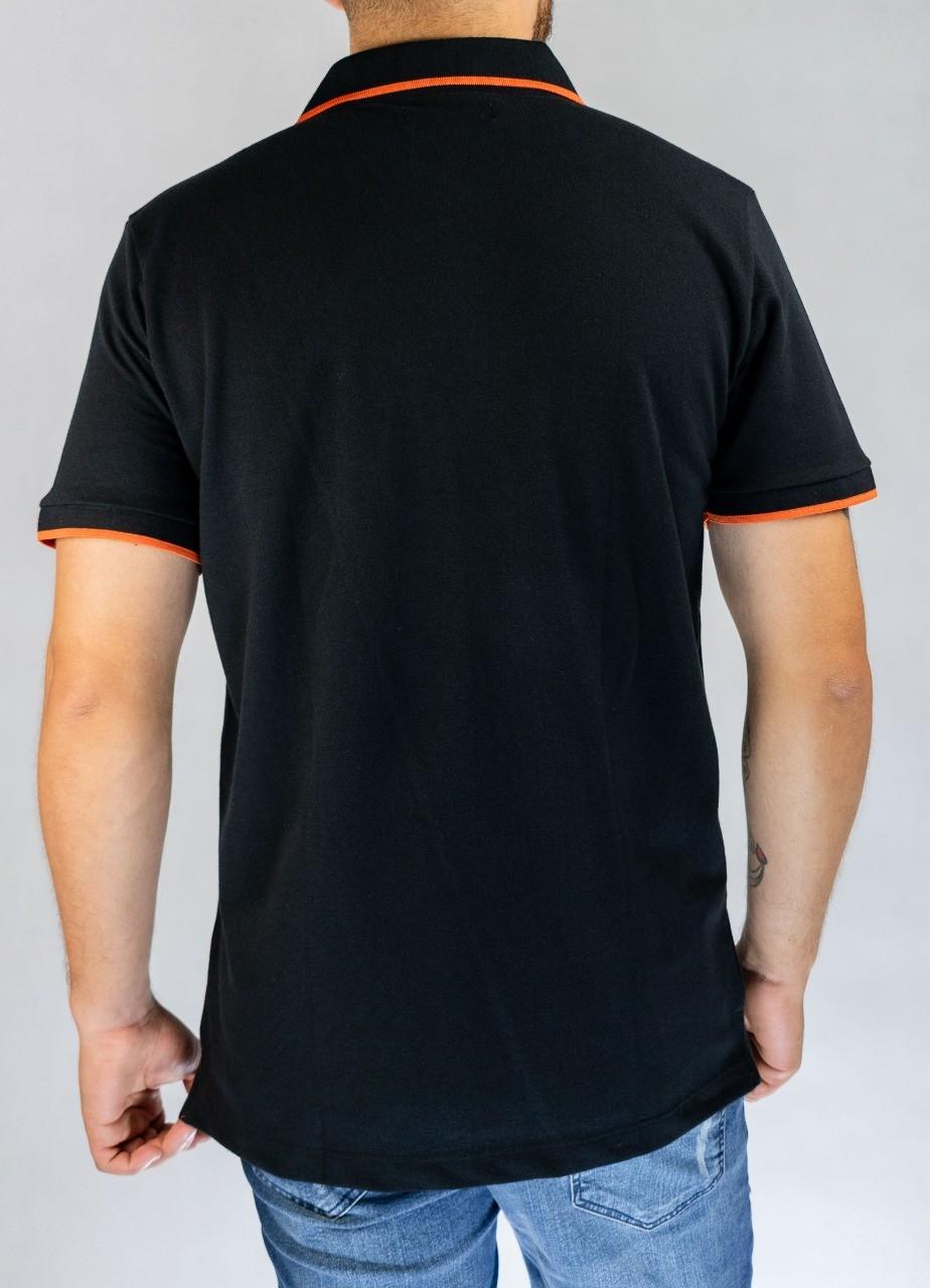 Camisa Polo Preta O'Born