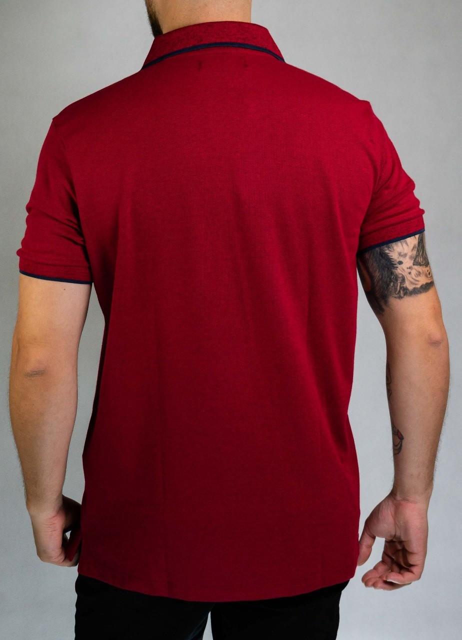 Camisa Polo Vermelha O'Born