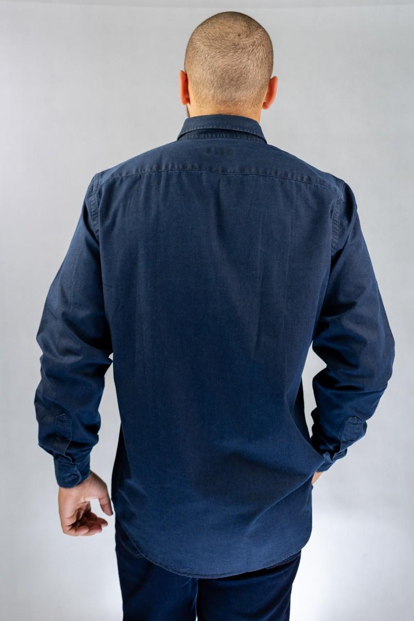 Camisa Social Jeans O'Born