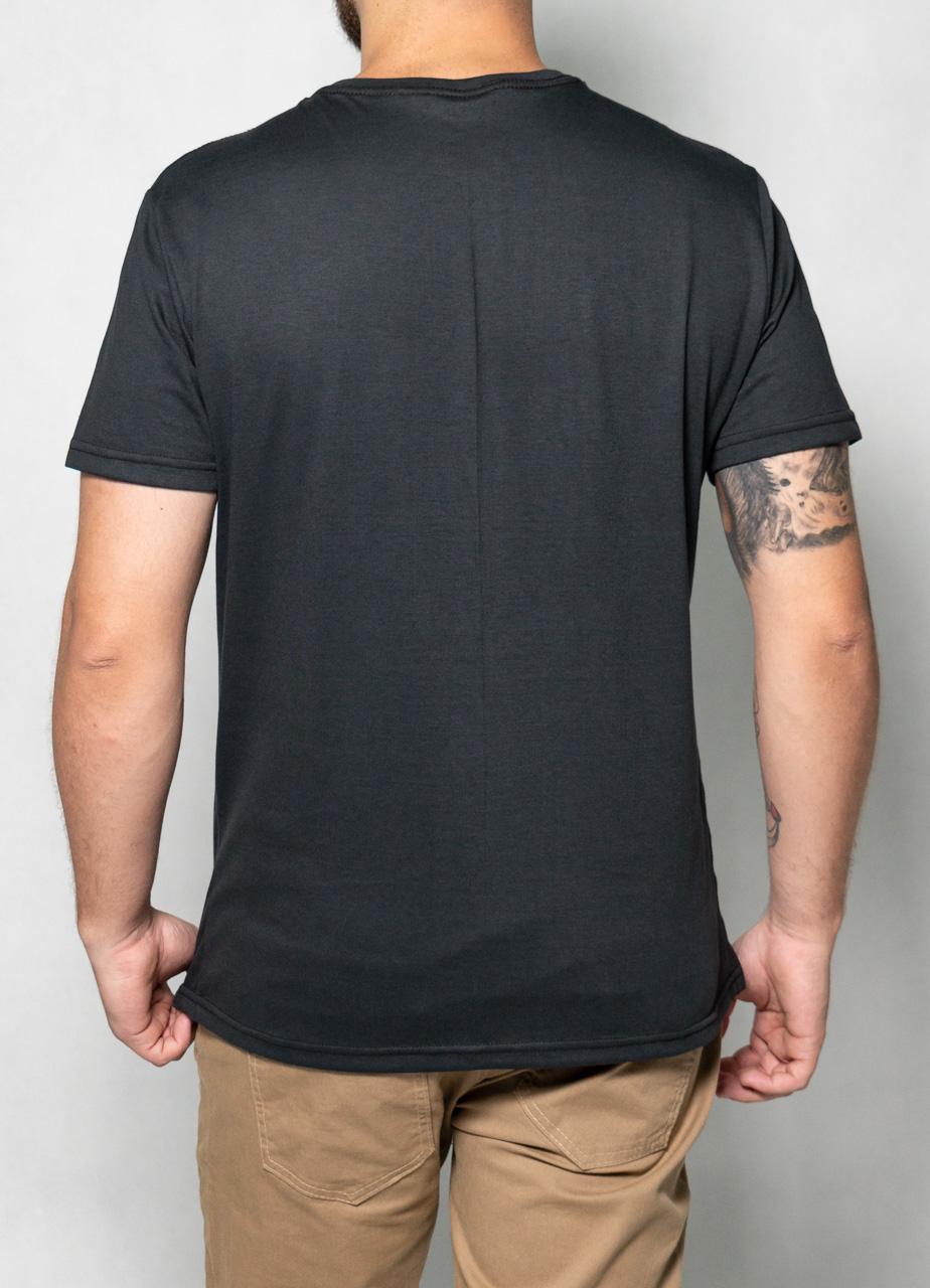 Camiseta All Feeling Preta O'Born