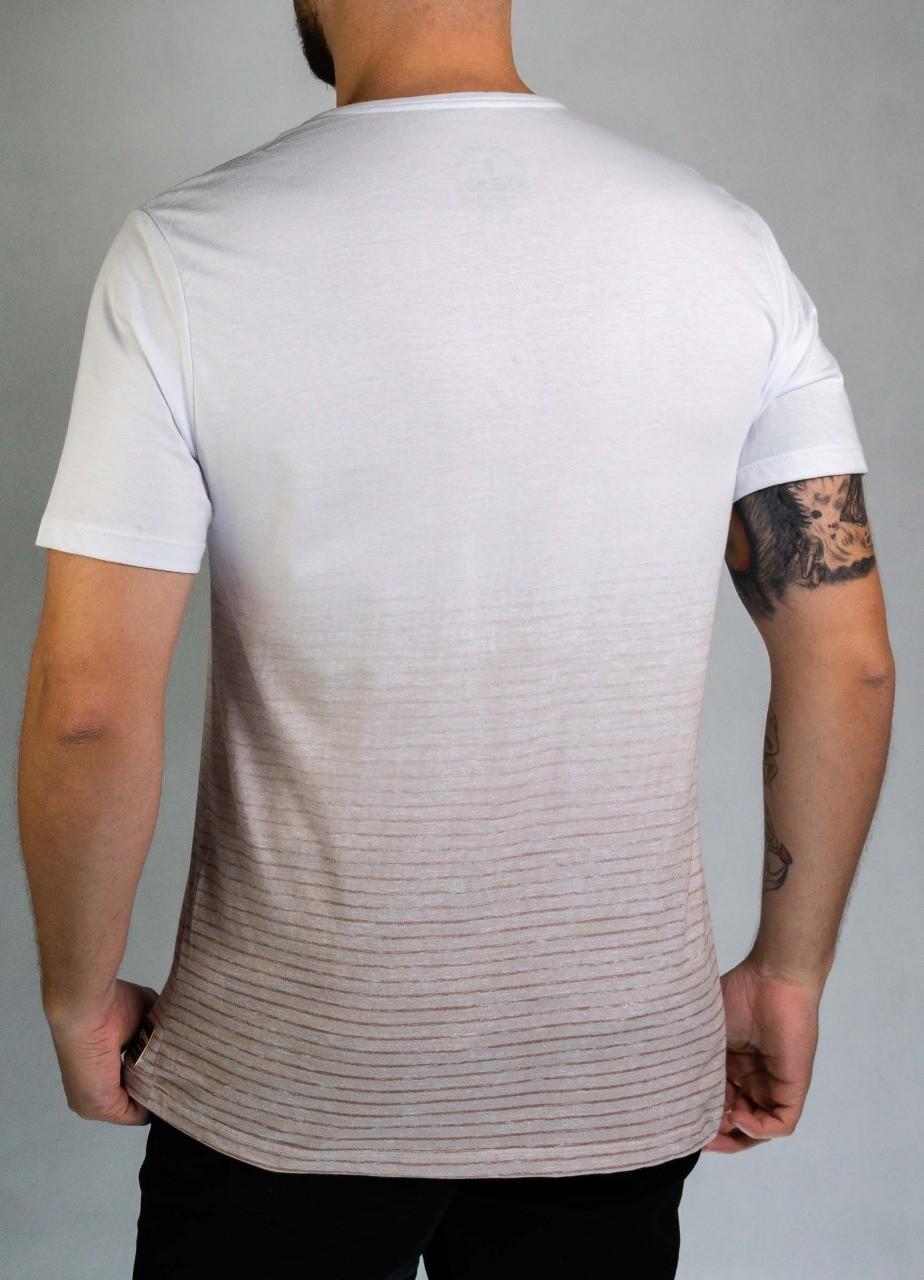 Camiseta Branca Strong Fighter O'Born