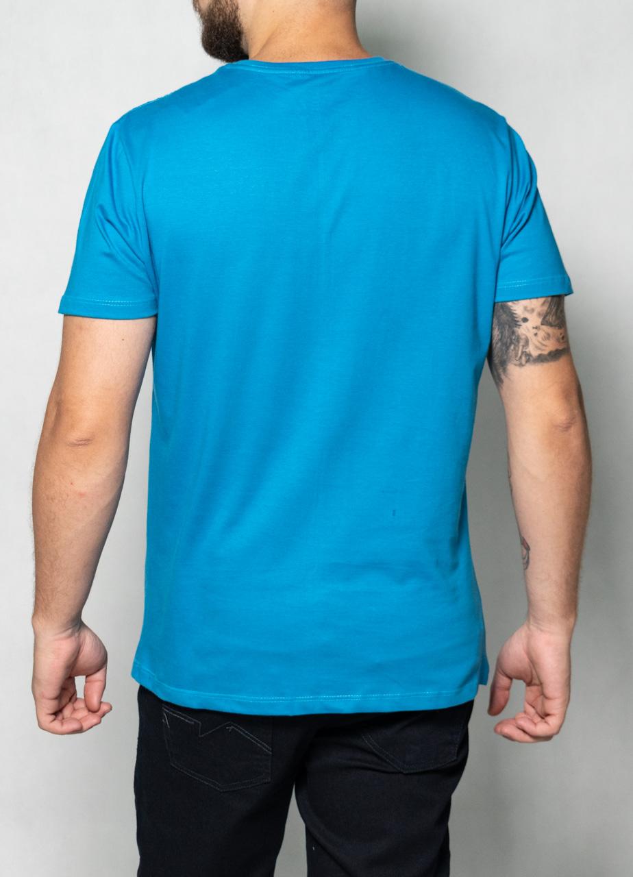 Camiseta California Authentic Azul O'Born