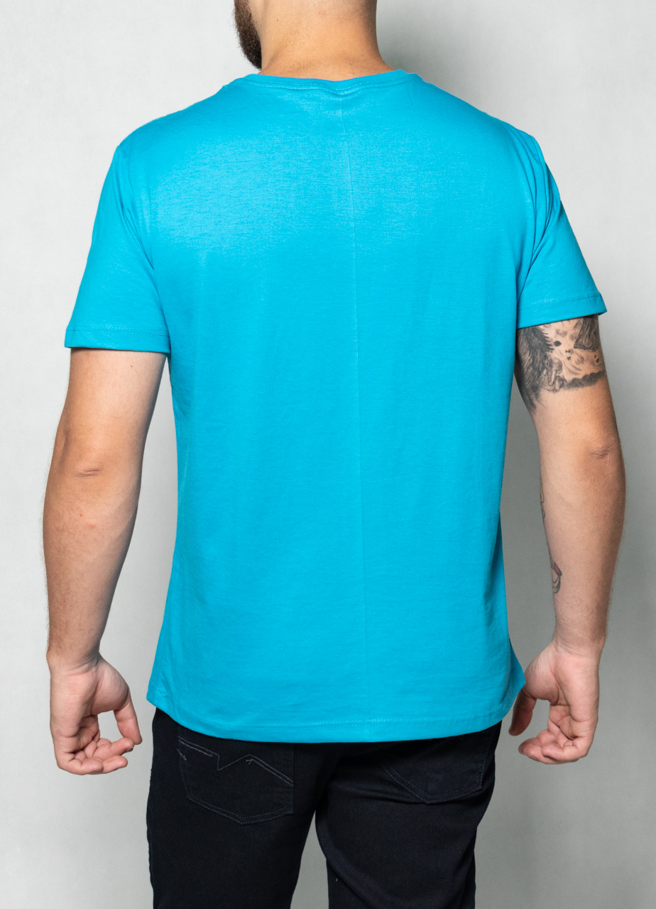 Camiseta Explorer Azul O'Born