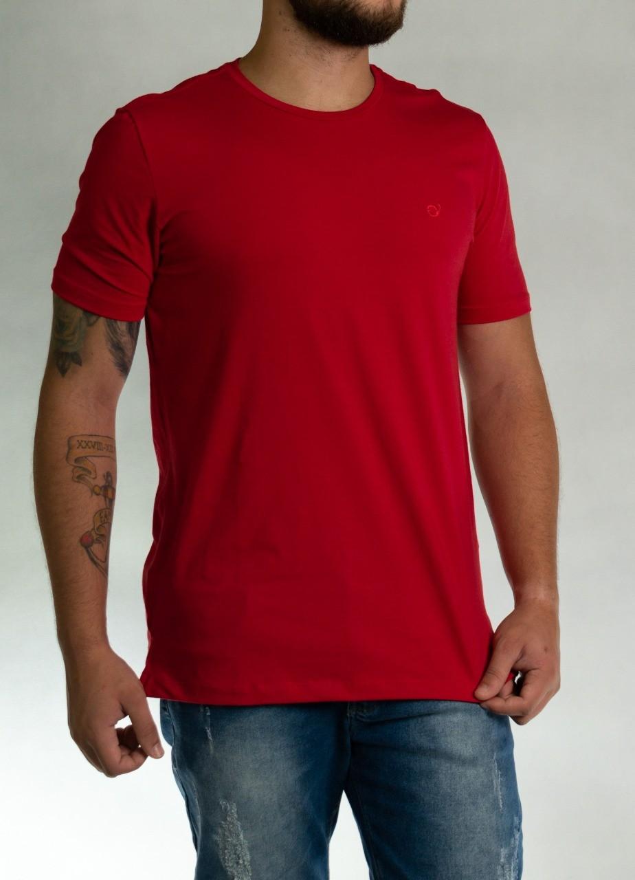 Camiseta Lisa O'Born Vermelha