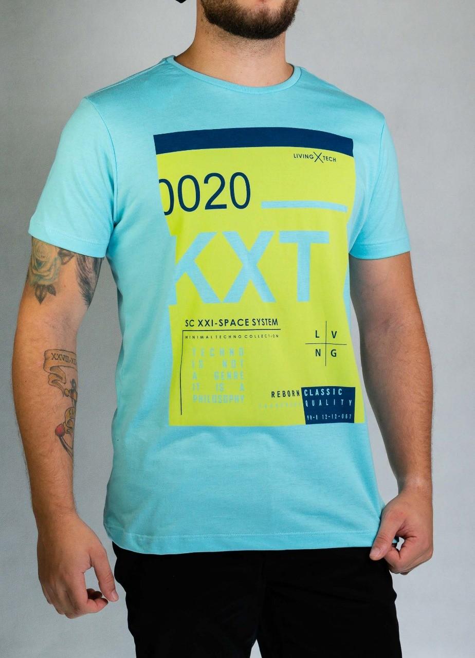 Camiseta 0020 Azul Claro O'Born