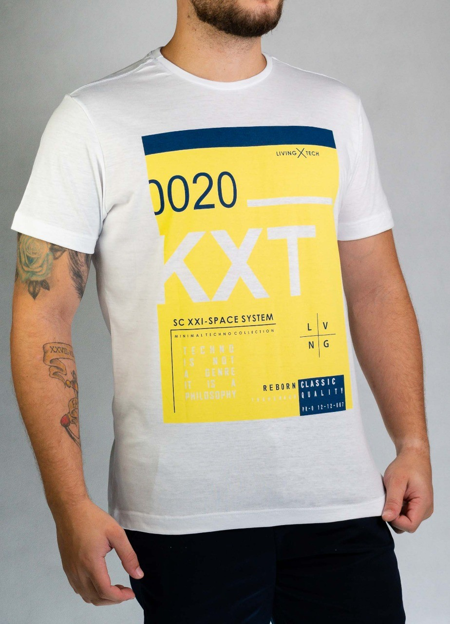 Camiseta 0020 Branca O'Born