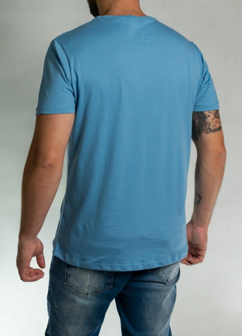 Camiseta Adventure Azul O'Born