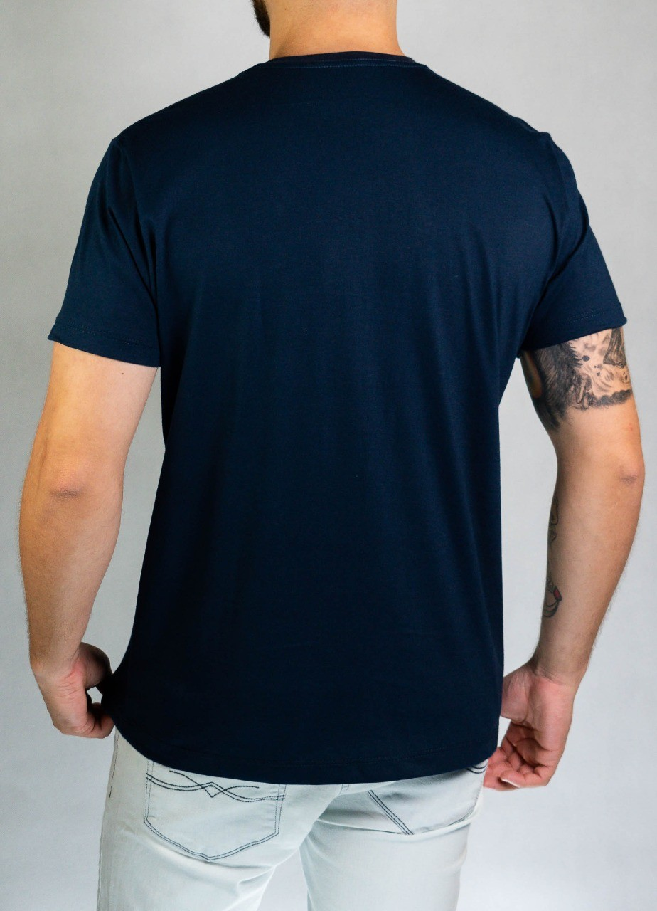 Camiseta Black Bird Azul O'Born