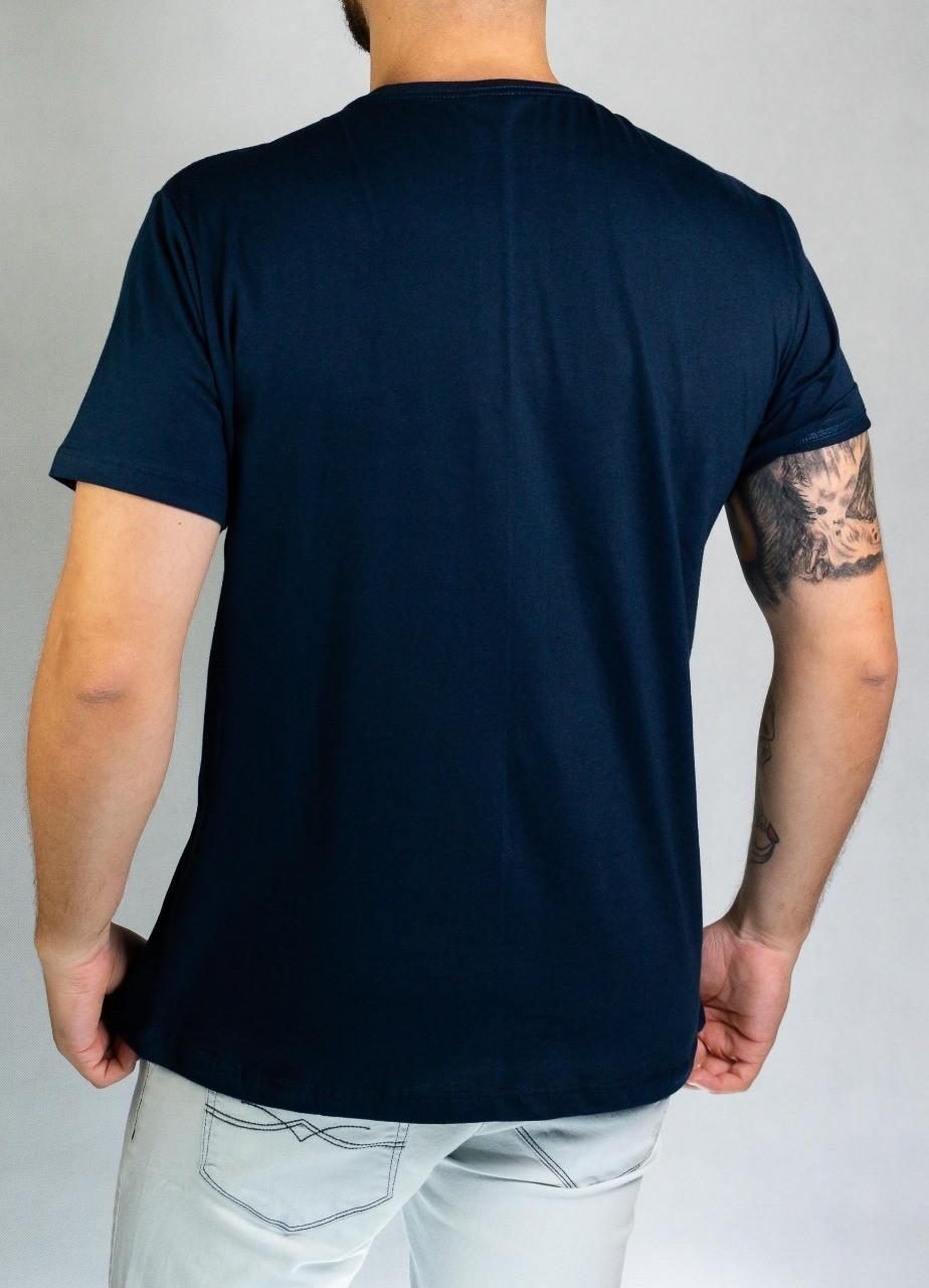 Camiseta College Azul Marinho O'Born
