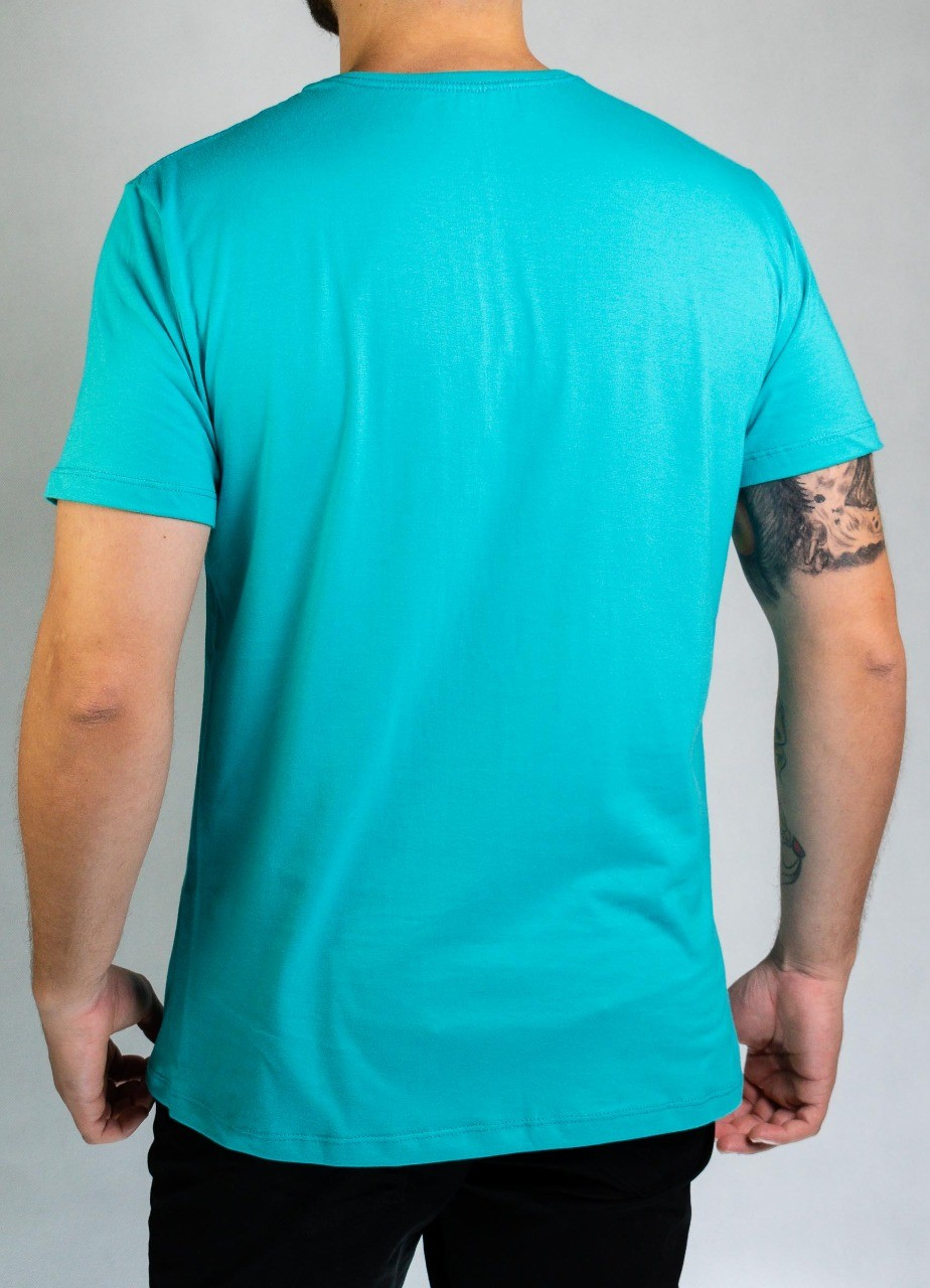 Camiseta Disco Azul O'Born