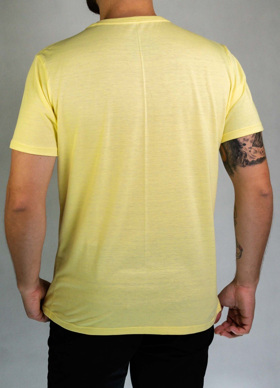Camiseta Flores Amarela O'Born