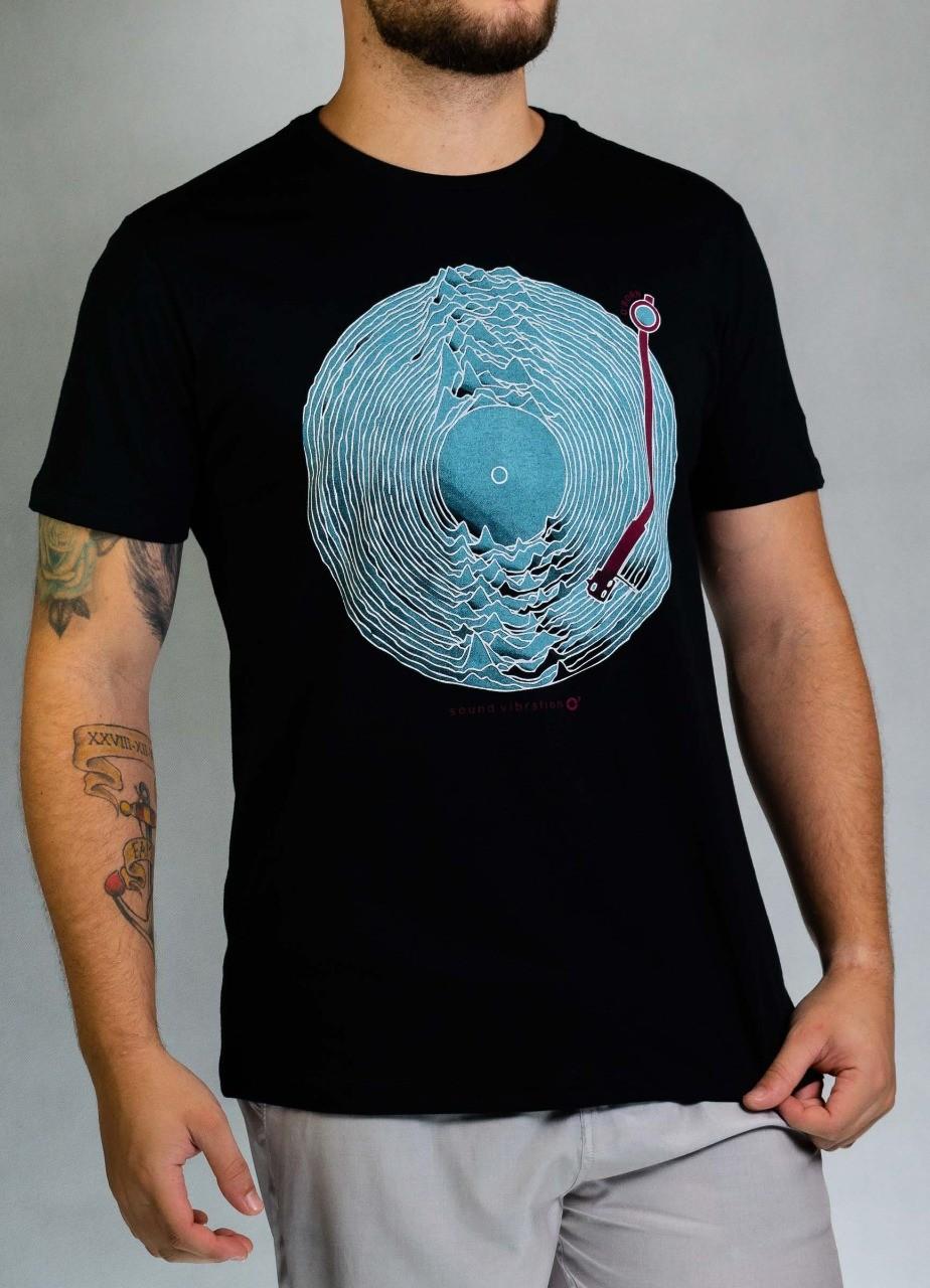 Camiseta Sound Preta O'Born