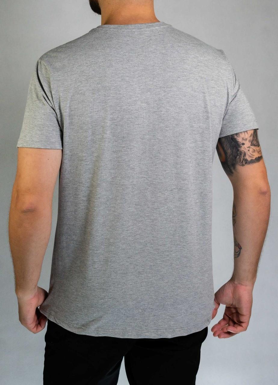 Camiseta Think Outside Cinza O'Born