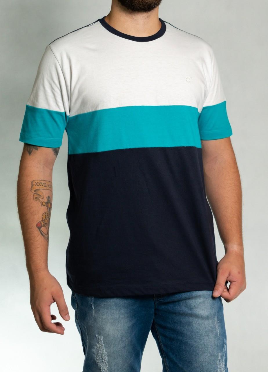 Camiseta O'Born Três Cores