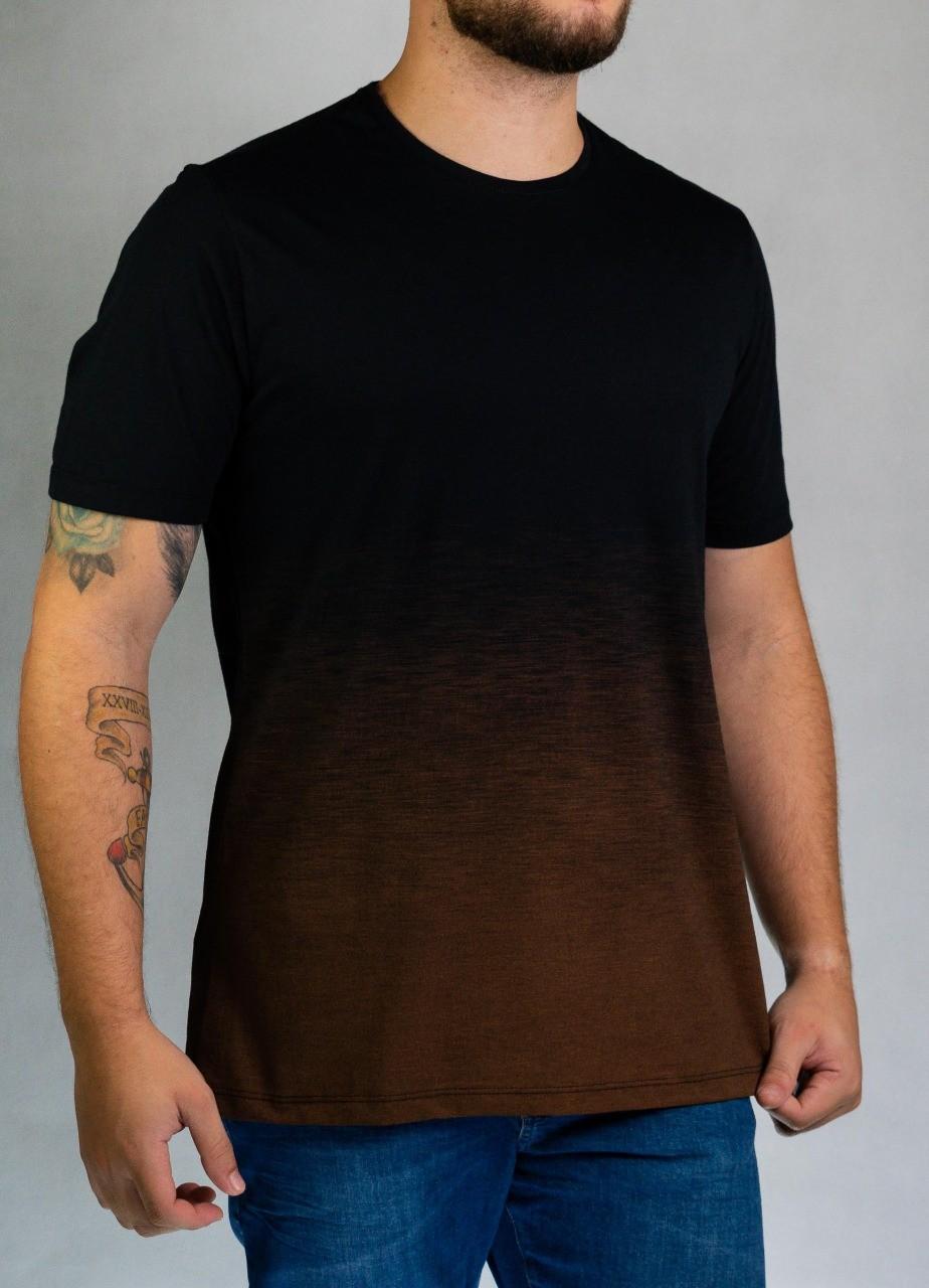 Camiseta Tie dye Preta O'Born