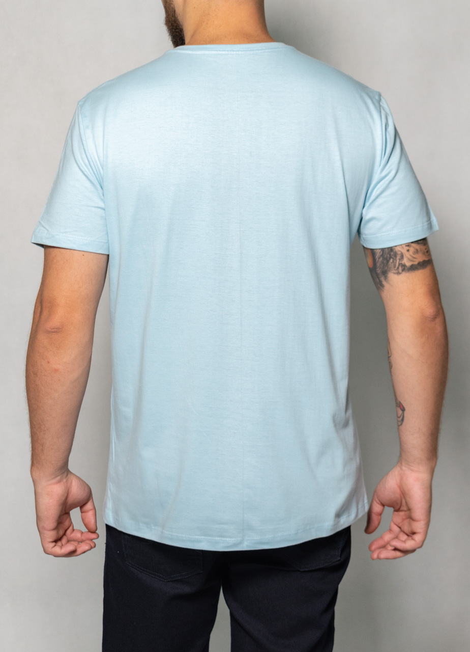 Camiseta Work Out Azul O'Born