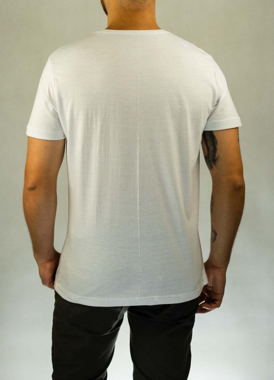 Camiseta Less Branca O'Born