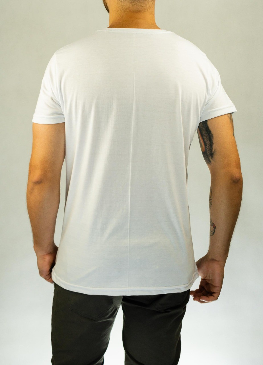 Camiseta Quadro NY Branca O'Born