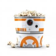 Balde de pipoca 3,5L - BB8 Star Wars