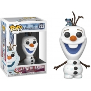 FUNKO POP! DISNEY FROZEN 2 OLAF WITH BRUNI #733
