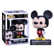 FUNKO POP! DISNEY ARCHIVES MICKEY MOUSE #801