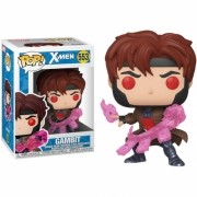 FUNKO POP! MARVEL X-MEN GAMBIT WITH CARDS #553