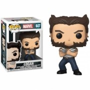 FUNKO POP! MARVEL X-MEN LOGAN #647