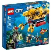 LEGO City Submarino de Exploração do Oceano 60264