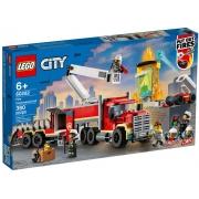 LEGO City Unidade de Controle de Incêndios 60282