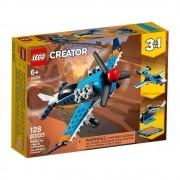 LEGO Creator - Modelo 3 Em 1: Avião de Hélice