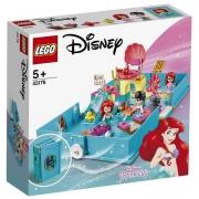 LEGO Disney Princess - Aventuras do Livro de Contos da Ariel 43176