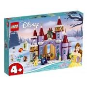 LEGO Disney Princess - Celebração de Inverno no Castelo da Bela 43180