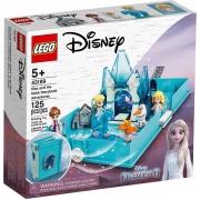 LEGO Disney Princess - O Livro de Aventuras de Elsa e Nokk 43189