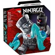 LEGO Ninjago - Conjunto de Combate Épico - Zane vs Nindroid 71731