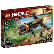 LEGO Ninjago Destruidor de Rocha 71736