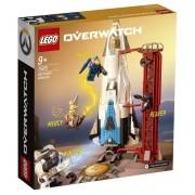 LEGO Overwatch Ponto de Vigia: Gibraltar 75975