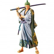ONE PIECE DXF THE GRAND LINE MEN WANOKUNI VOL2 RORONOA ZORO