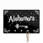 Porta Chaves 20x13cm - Alohomora Harry Potter