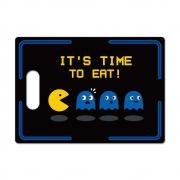 Tábua de Carne de Vidro 35x25cm - Pac-Man