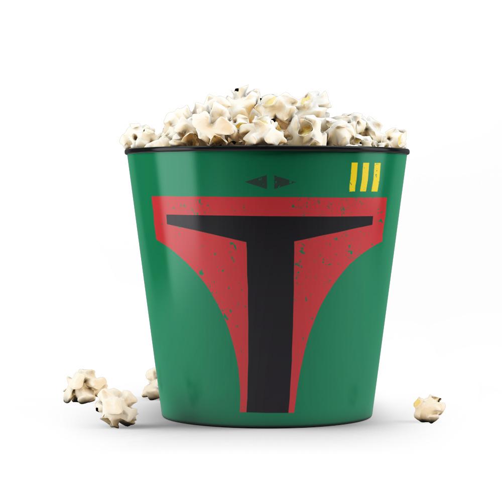 Balde de pipoca 3,5L - Boba Fett Star Wars