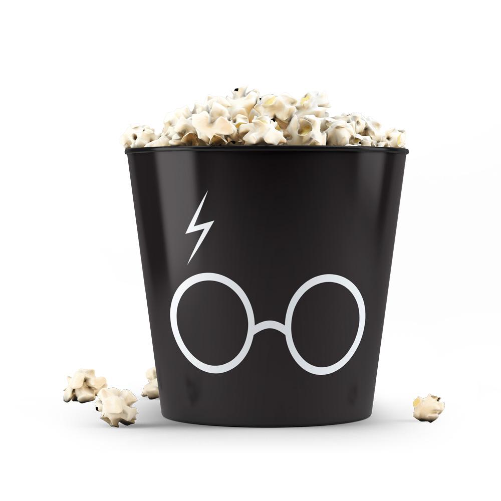 Balde de pipoca 3,5L - I Love Harry Potter