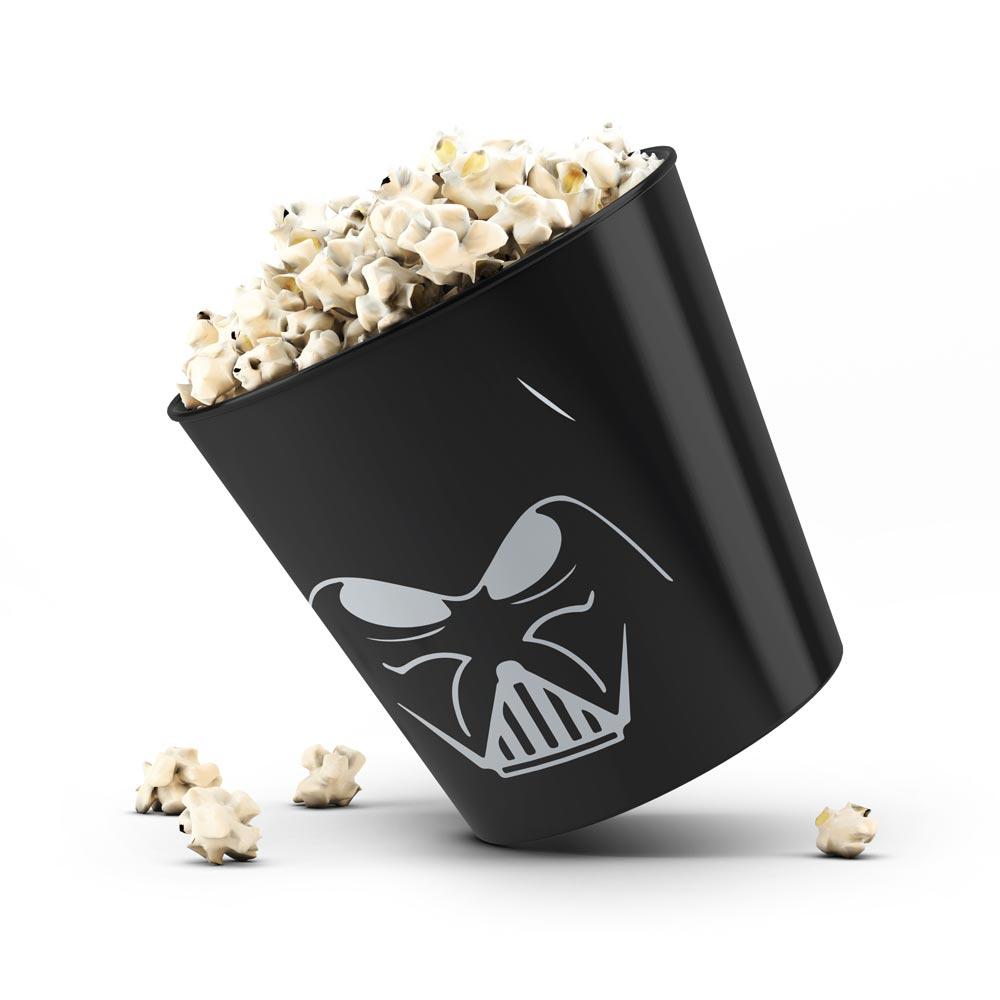 Balde de pipoca 3,5L - Star Wars Darth Vader