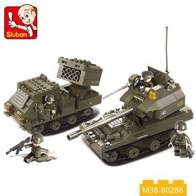 Blocos de Montar Modelo Esquadrão Anti-Bomba 403 Peças - Multikids - BR909