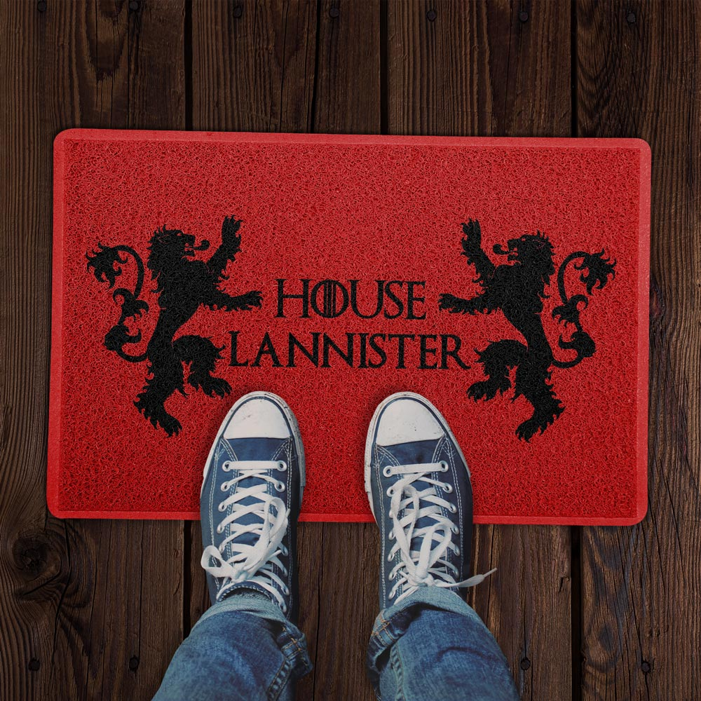 Capacho House Lannister Game of Thrones