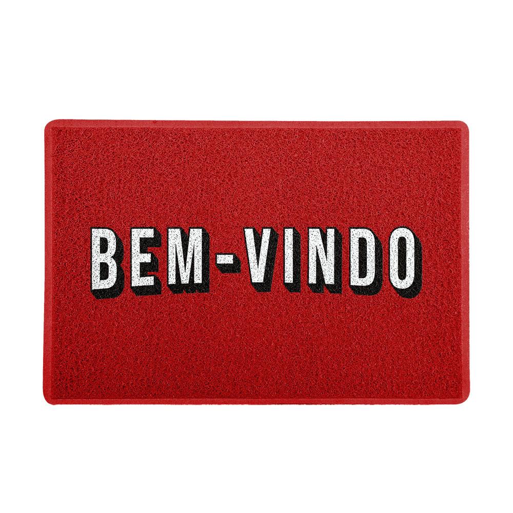 Capacho Netflix Bem Vindo